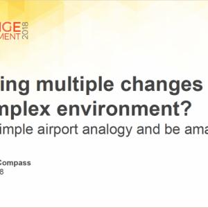 How to land multiple change initiatives – ACMP presentation slides