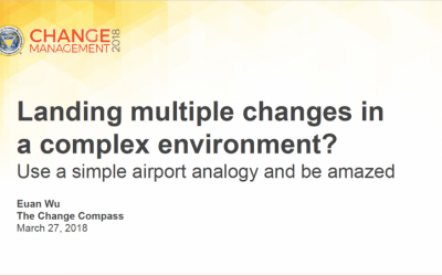 Landing multiple changes – ACMP conference slides