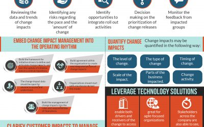 How to better manage a change portfolio – Infographic